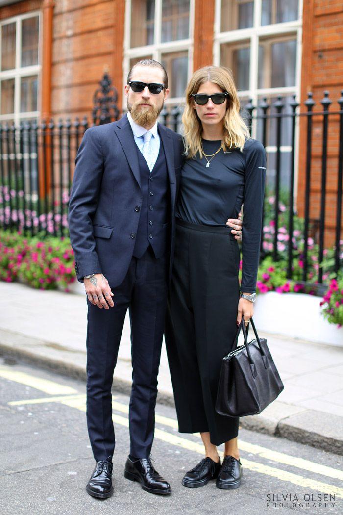 London SS14 ...Justin & Veronica