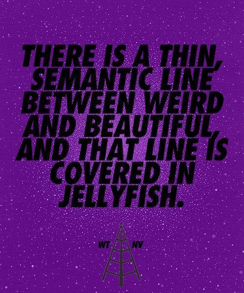 Hehe jellyfish