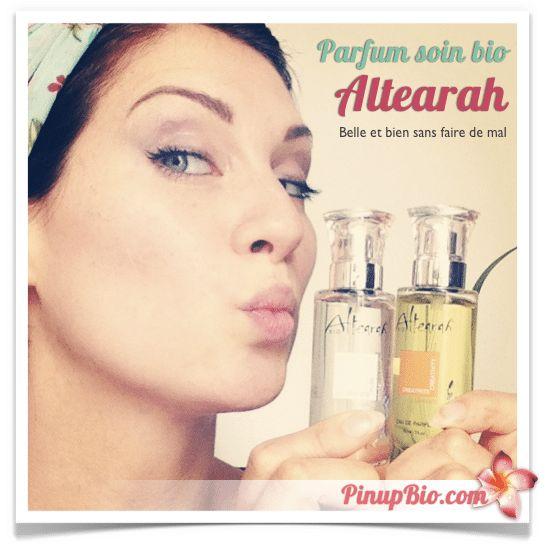 Découvrez comment se parfumer sans s'intoxiquer et en s'apportant les bienfaits de l'aromathérapie avec le parfum bio Altearah en cliquant ici.
