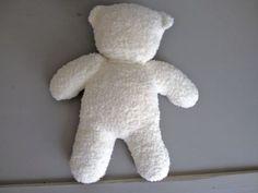Un vrai ours en peluche : le modèle – Petites Broutilles Plus