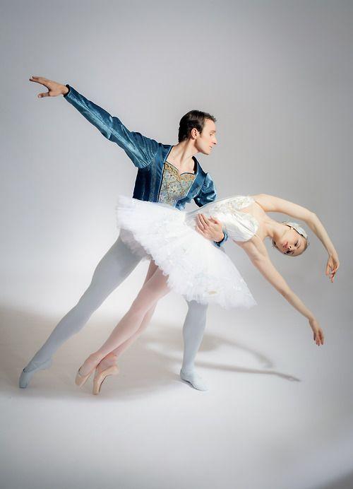 Olga Esina and Vladimir Shishov
