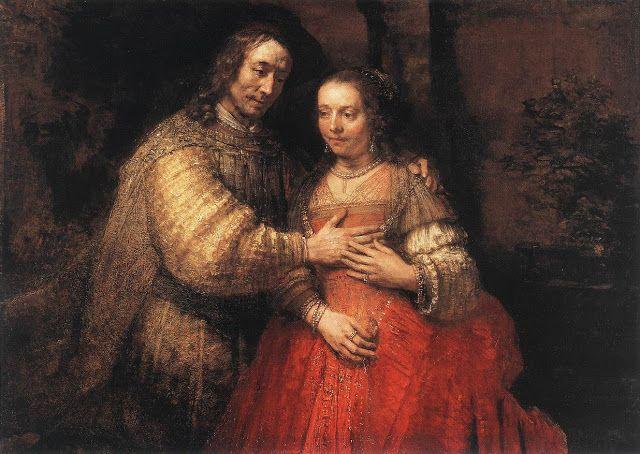 Ισαάκ και Ρεβέκκα / Η Εβραία νύφη (1665)