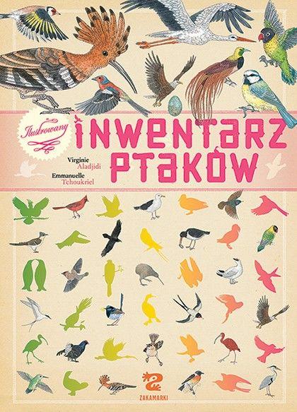 Ilustrowany inwentarz ptaków