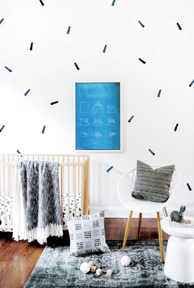 DIY Graphic Pillows Tutorial - Project Nursery