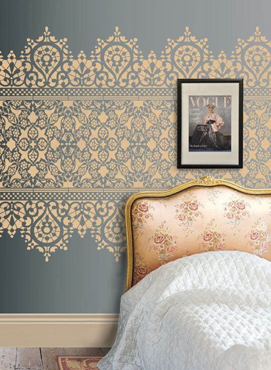 10 Ideas to Decorate your Interiors with Beautiful Wallpaper | Interior Decoration