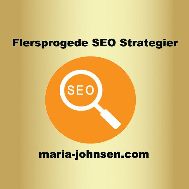 Flersprogede SEO Strategier Efter Google Panda og Penguin Opdateringer  | digital markedsføring