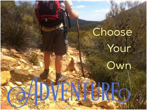 Coaching Model: Choose Your Own Adventure  A Coaching Model Created by Kylie McDonnell (Life Transition Coach, UNITED KINGDOM)