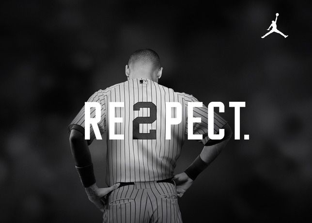 NIKE, Inc. - Inside Access: Celebrating Derek Jeter's Last Season with RE2PECT