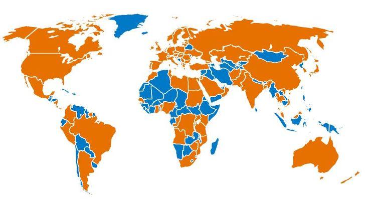 Ministerie van Buitenlandse Zaken komt met social media Atlas
