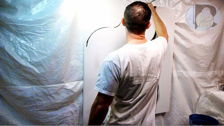 Αφηρημένη τέχνη Σύγχρονες Τεχνικές ζωγραφικής από τον Peter Dranitsin: Εκπληκτική βήμα προς βήμα αφηρημένη τέχνη ζωγραφική μάθημα εκμάθησης μέσω του αφηρημένου ζωγράφου Peter Dranitsin