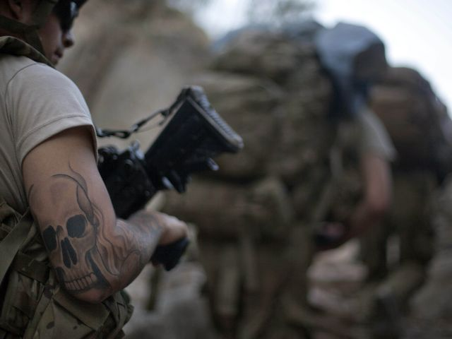 New SMA to take serious look at Army tattoo policy