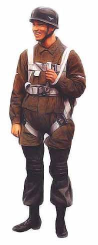 Sous-officier, 1er régiment de parachutistes 1940