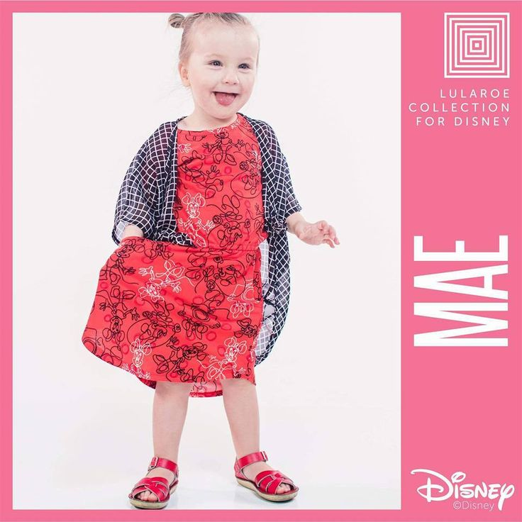 The LulaRoe Mae is carried in sizes 2 thru 12! Get one for the little girl in your life at LulaRoe Brandi McClure https://www.facebook.com/groups/LuLaRoeBrandiMcClure/
