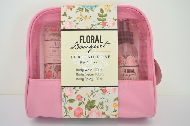 Beautiful Bella's Boutique introduces their new Floral Bouquet (Turkish Rose, Magnolia and Gardenia Scented) Body Care Gift Sets - in perfect time for Christmas! With 6 different sets to choose from, buy yours now online at: http://www.ebay.com.au/itm/-/181901666511?