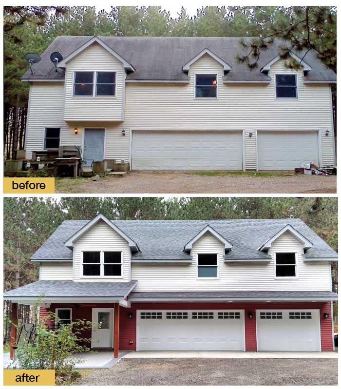 39 Best Garage Overhangs Images On Pinterest: 31 Best Clopay ImagineNATION Garage Door Makeovers Images