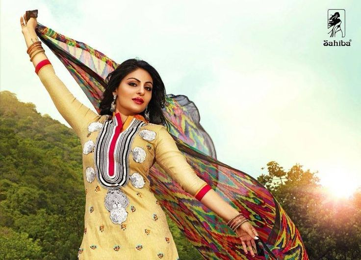 Punjabi suits and Suits on Pinterest