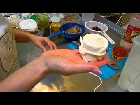 výroba syra -parenica - YouTube