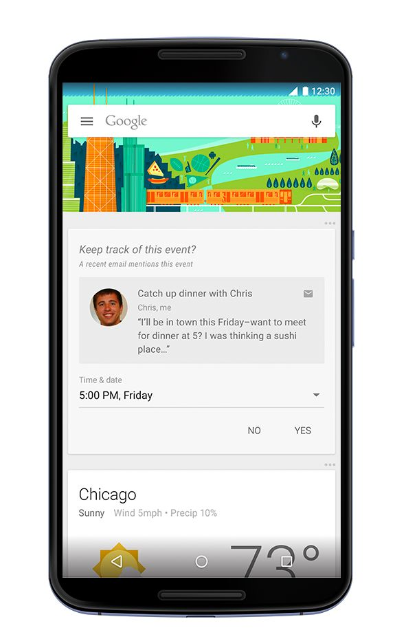 Googles mobile search app gets a Material Design upgrade, new reminder features and more