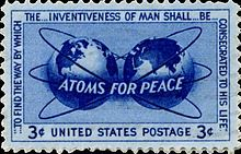 Atoms for Peace - Wikipedia