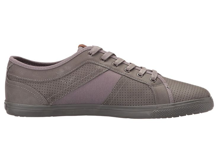 Ben Sherman Madison Perf Men's Shoes Grey