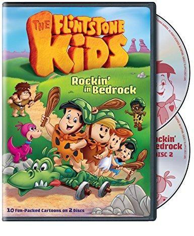 Scott Menville & Bumper Robinson - The Flintstone Kids: Rockin' in Bedrock