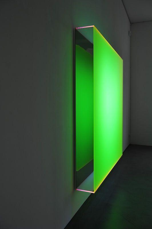 Regine Schumann. Light Art InstallationIndustrial ...