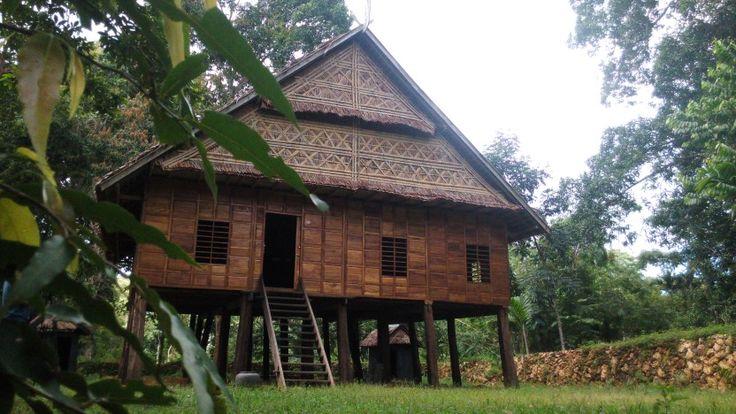A guest house where outsiders can meet people of Kajang Dalam. South Sulawesi, 2 May 2016 #bugis #kajangdalam #indonesia #sulsel #bulukumba