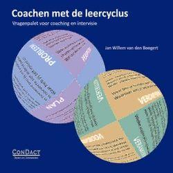 Jan Willem van den Boogert. Coachen met de leercyclus. Vragenpalet voor coaching en intervisie. Plaats: 366.41 VAND.