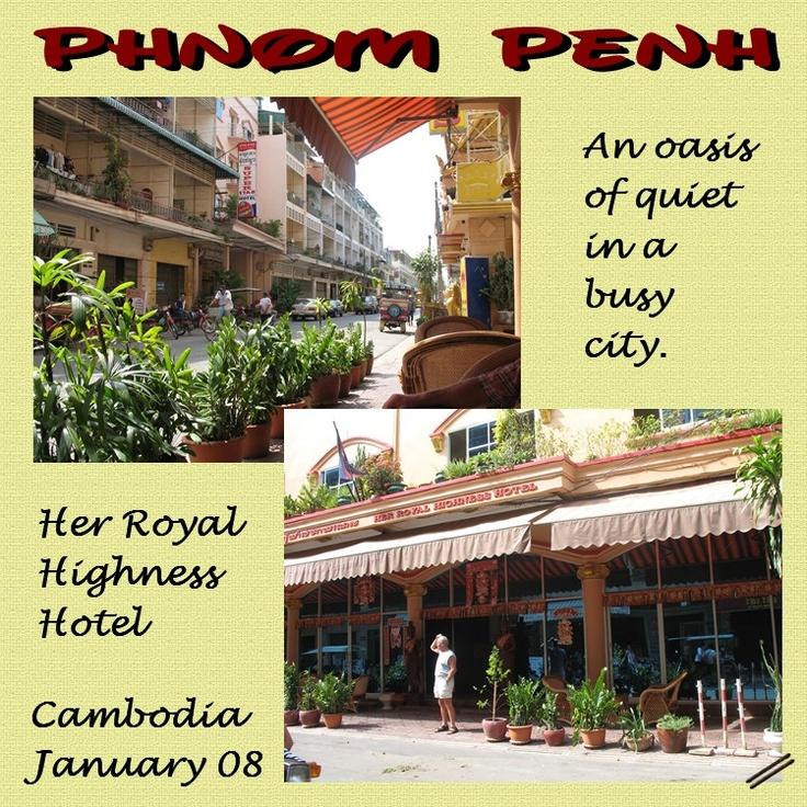 Phnom Penh - Scrapbook.com
