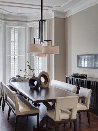 1000 ideas about decoracion comedores modernos on - Decoracion de comedores modernos ...