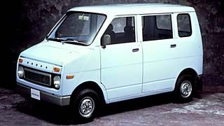 HONDA Collection/HONDA LIFE STEP VAN