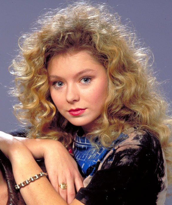Kelly Ripa 1990  All My  Children