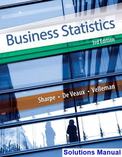 31 best solution manual download images on pinterest business statistics 3rd edition sharpe solutions manual test bank solutions manual exam bank fandeluxe Images