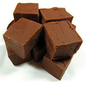 Trinii Chocolate Fudge