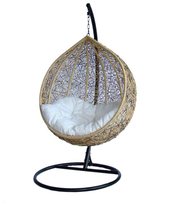 Hanging Basket Chair Outdoor ~ Http://makerland.org/cozy Spot