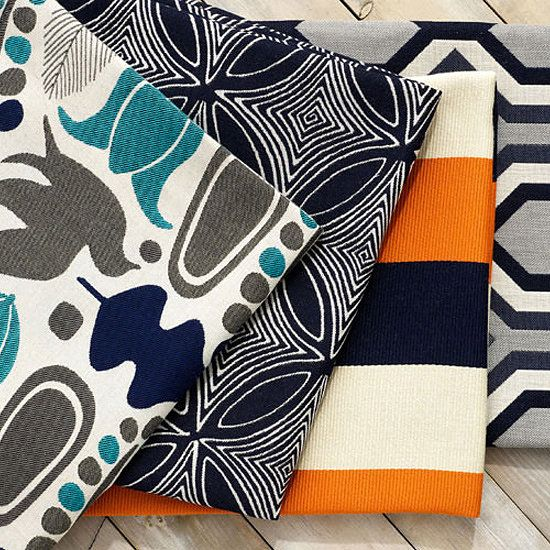 DwellStudio & Robert Allen launch outdoor fabric line