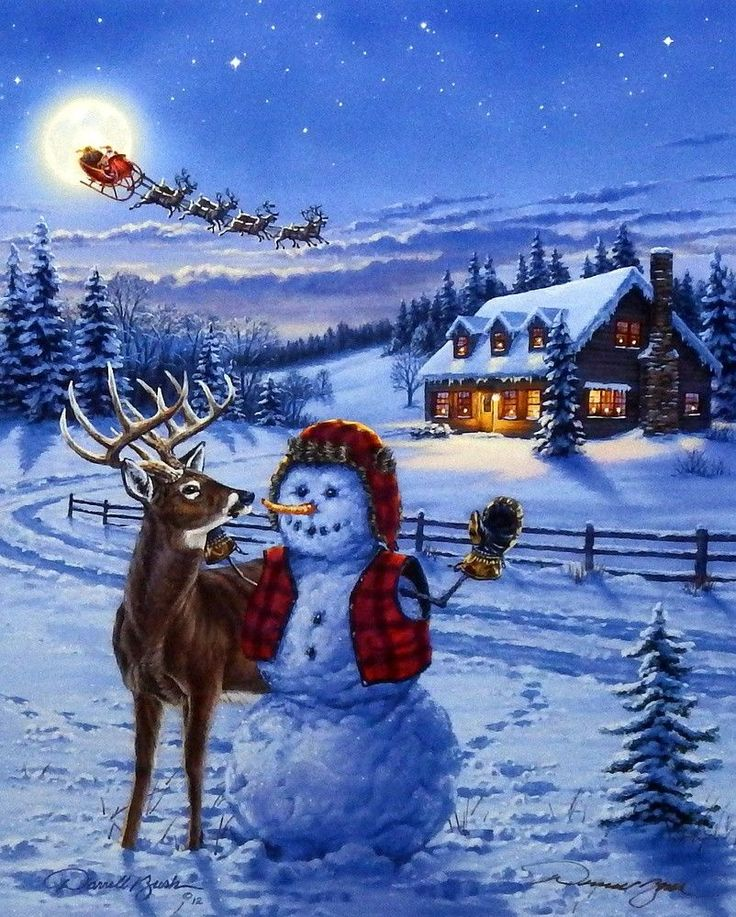 Darrell Bush Christmas Eve