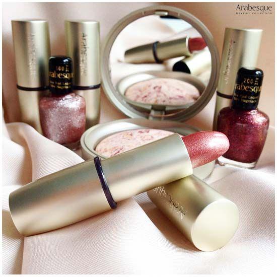 Stardust Look von ARABESQUE Make-up Collection!  #arabesque #stardust #star #stars #beauty #beautiful #nails #nailart #nailpolish #naillacquer #cosmetic #cosmetics