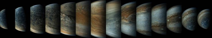 Sequence of Juno Spacecraft's Close Approach to Jupiter | NASA