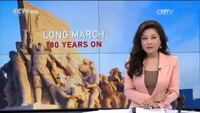 """China marks the 80th anniversary of the completion of the Long March this year. The Communist Party of China and its Red Army were forced to retreat from 1934 to 1936 to evade the """"extermination action"""" by the Kuomintang. Two hundred thousand troops joined the trek, but fewer than 60,000 survived. http://on.china.cn/2dh4BvC"""