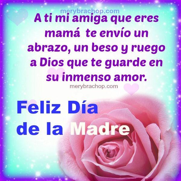 Frases Cristianas de Feliz Día Madre, Bonitos Mensajes cortos ...