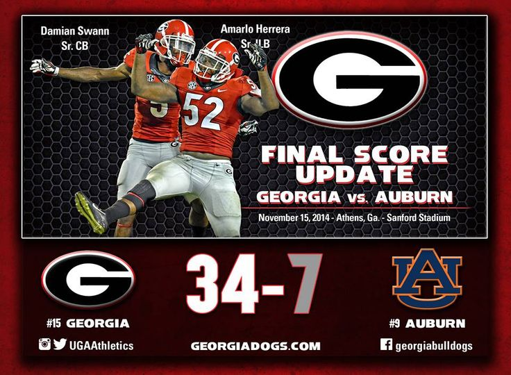 1018 best images about GEORGIA BULLDOGS on Pinterest ...