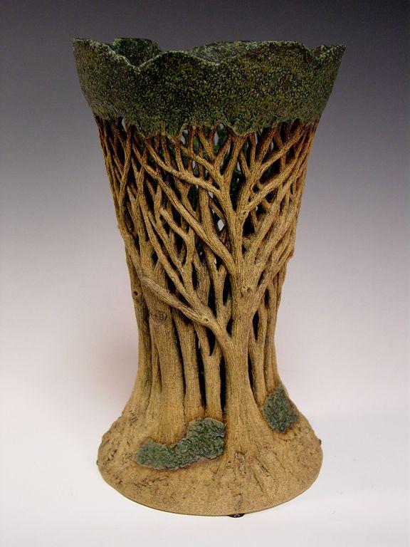 carved ceramics