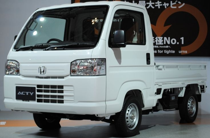 "Honda Acty is a series of cabovermicrovans and kei trucks produced by the Japanese automaker Honda since 1977, designed for the Japanese domestic market(JDM). ""Acty"" is short for ""Activity""."