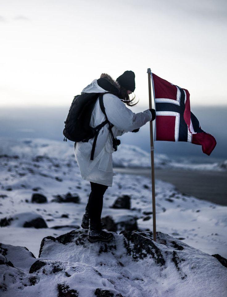 Une croisière en Norvège en hiver !