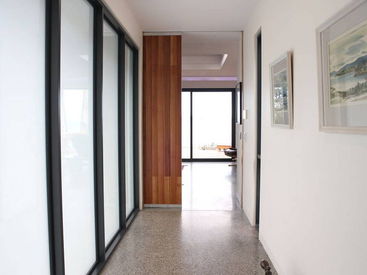 Zero Clearance Cavity Sliding Door System Triline