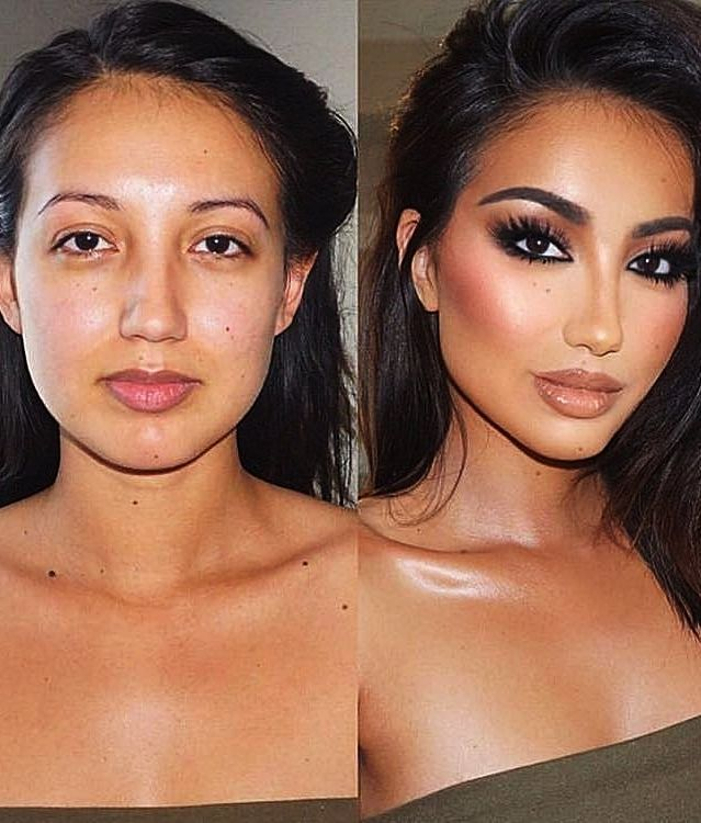 45 Women S Makeup Before And After Photos Page 20 Of 45