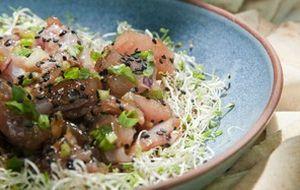 Bolinhos picantes de frutos do mar - A Cozinha Caseira de Annabel - Programas - GNT