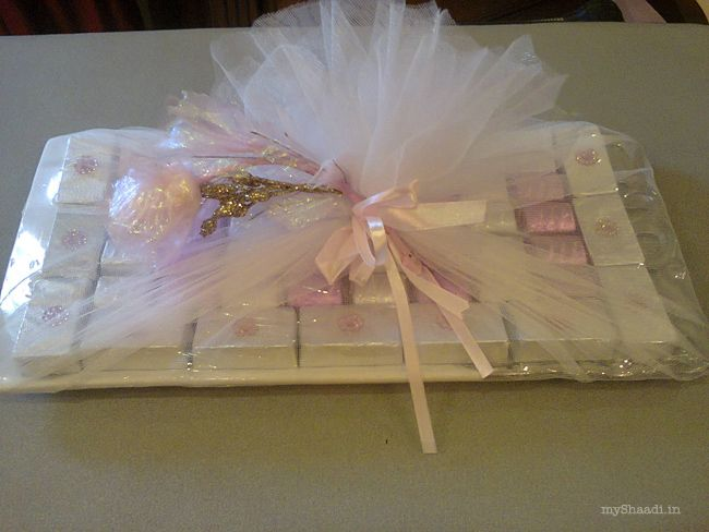 Gift Packaging Ideas For Indian Weddings : best ideas about Trousseau Packing on Pinterest Gift packing ideas ...
