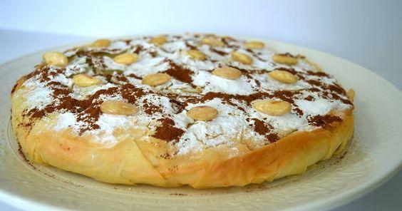 Ik denk dat ik de afgelopen tijd de meeste verzoekjes heb gehad voor dit recept, kipbestilla. Het is ook een van mijn favoriete Marokka...